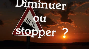 Diminuer ou stopper sa consommation de tabac.